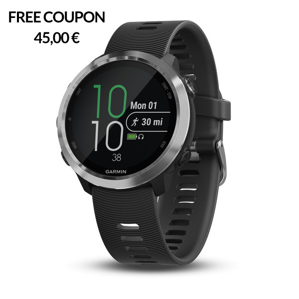 GARMIN-FORERUNNER-645-MUSIC-BLACK-WITH-010-01863-30-COUPON