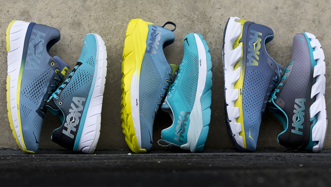 HOKA 2018 FLY COLLECTION