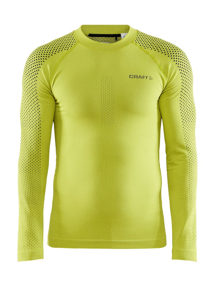 CRAFT ADV WARM FUSEKNIT INTENSITY LS MAN N LIGHT-ASPHALT