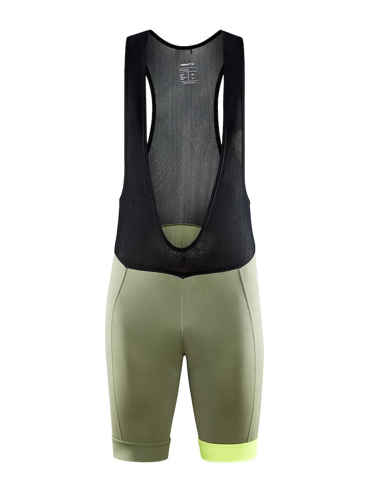 CRAFT CORE ENDUR BIB SHORTS MAN FOREST-FLUMINO