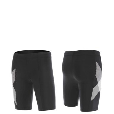 2XU WOMEN COMPRESSION SHORTS WA4176B BLK SWT.jpg
