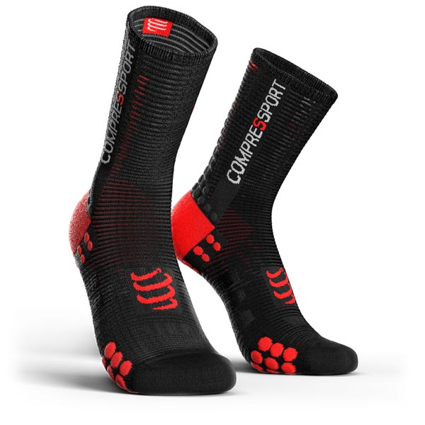 3 - ProRacing Socks V3.0 Bike Black-Red.jpg