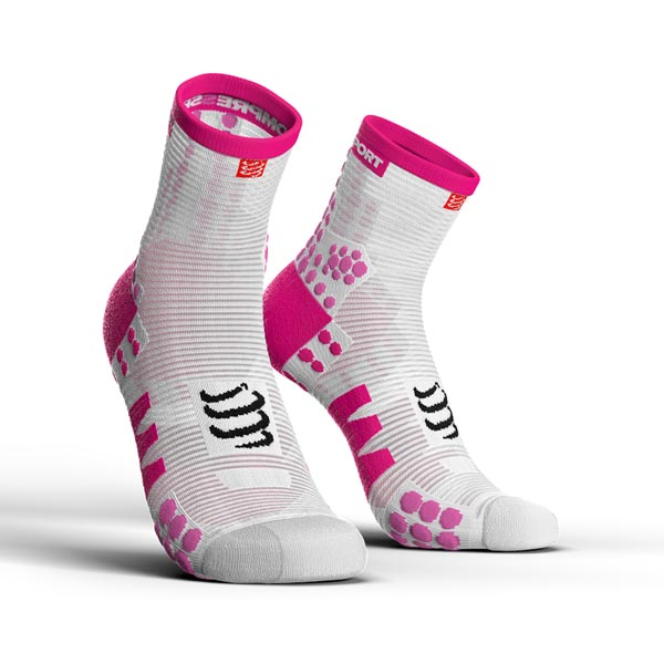 4 - ProRacing Socks V3.0 Run Hi White-Pink.jpg