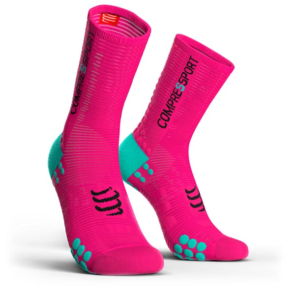6 - ProRacing Socks V3.0 Bike Fluo Pink.jpg