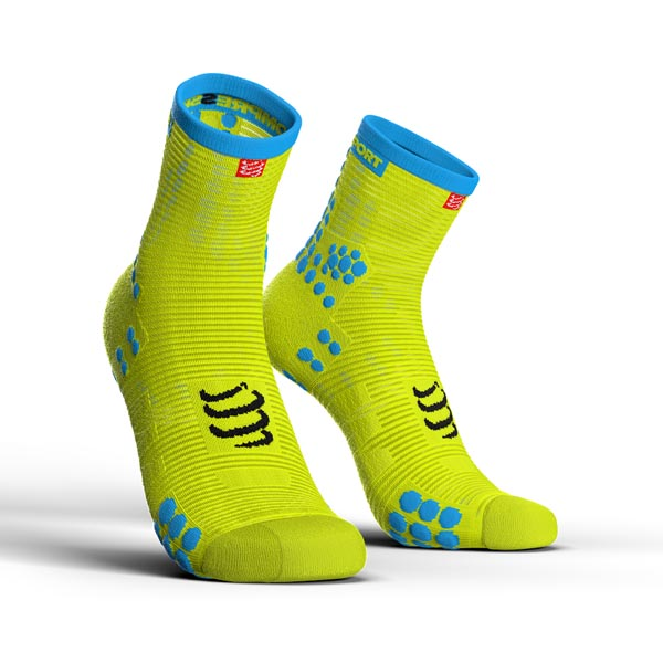 6 - ProRacing Socks V3.0 Run Hi Fluo Yellow.jpg