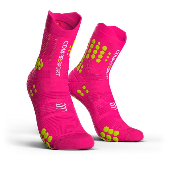 6 - ProRacing Socks V3.0 Trail Fluo Pink.jpg