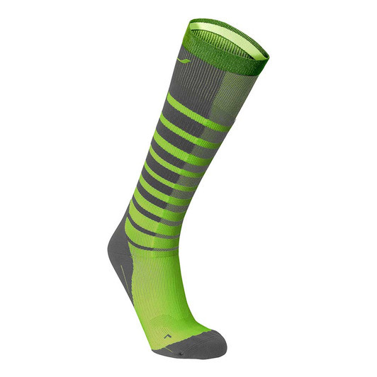 CALZE 2XU PERFORMANCE STRIPE RUN COMPRESSION SOCK MEN MA4007 GRY BGN.jpg