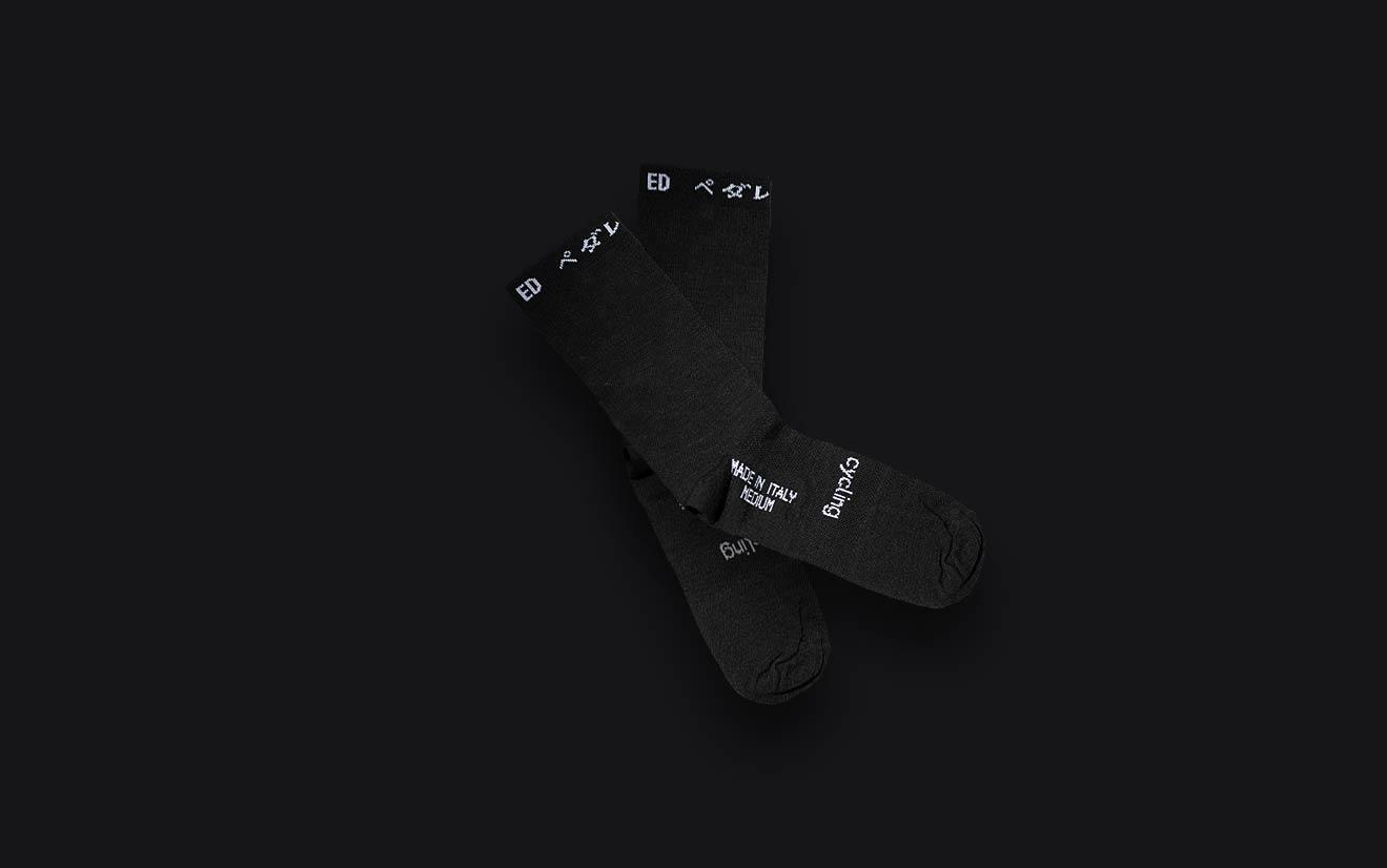 f37ba24c8 SOCKS CYCLING PEdALED MERINO TEAM WINTER SOCKS - Socks - Underwear ...