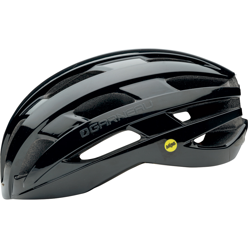 CASCO BICI LOUIS GARNEAU HEROS MIPS BLACK SIDE