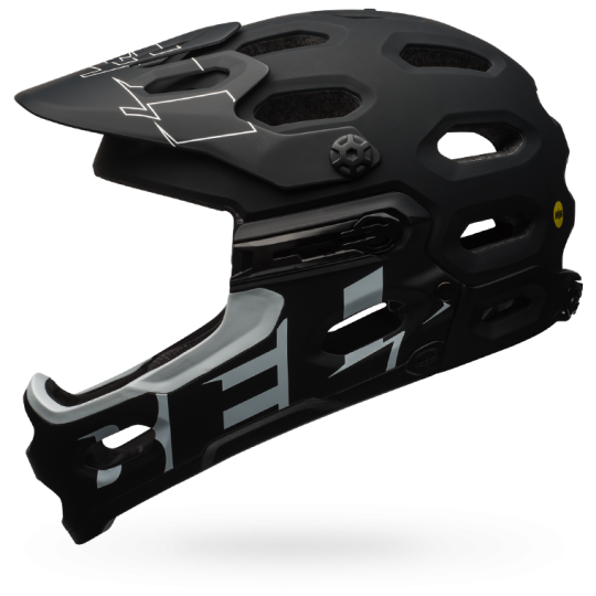 CASCO CICLISMO BELL SUPER 3R MIPS BLACK WHITE BS.128.png