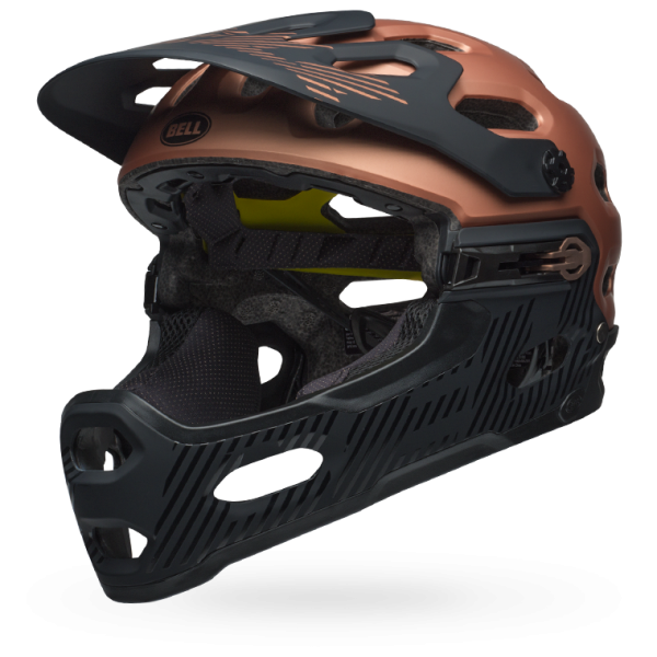 CASCO CICLISMO BELL SUPER 3R MIPS COPPER BLACK BS160.png
