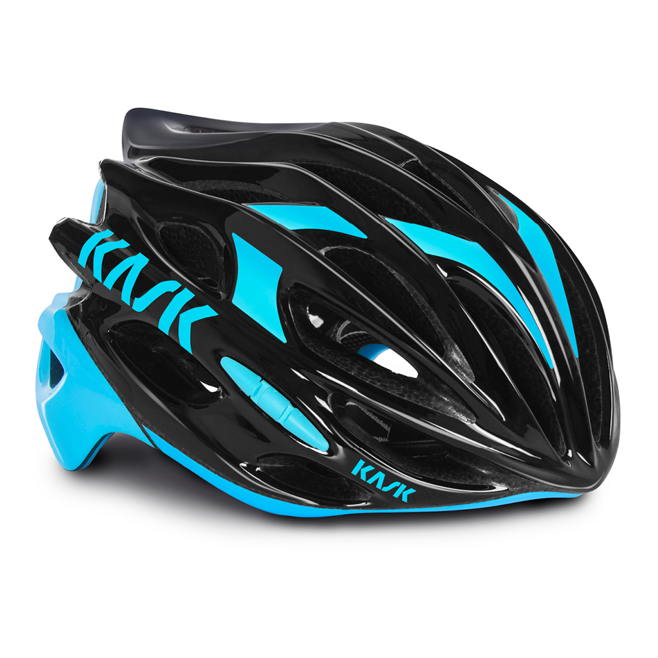 CASCO DA CICLISMO KASK MOJITO BLACK LIGHT BLUE.jpg