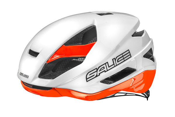 CASCO DA CICLISMO SALICE LEVANTE XS HELMET white orange.jpg