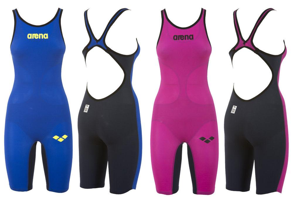 Swimming Costume Arena Powerskin Carbon Air Full Body Short Leg Ope