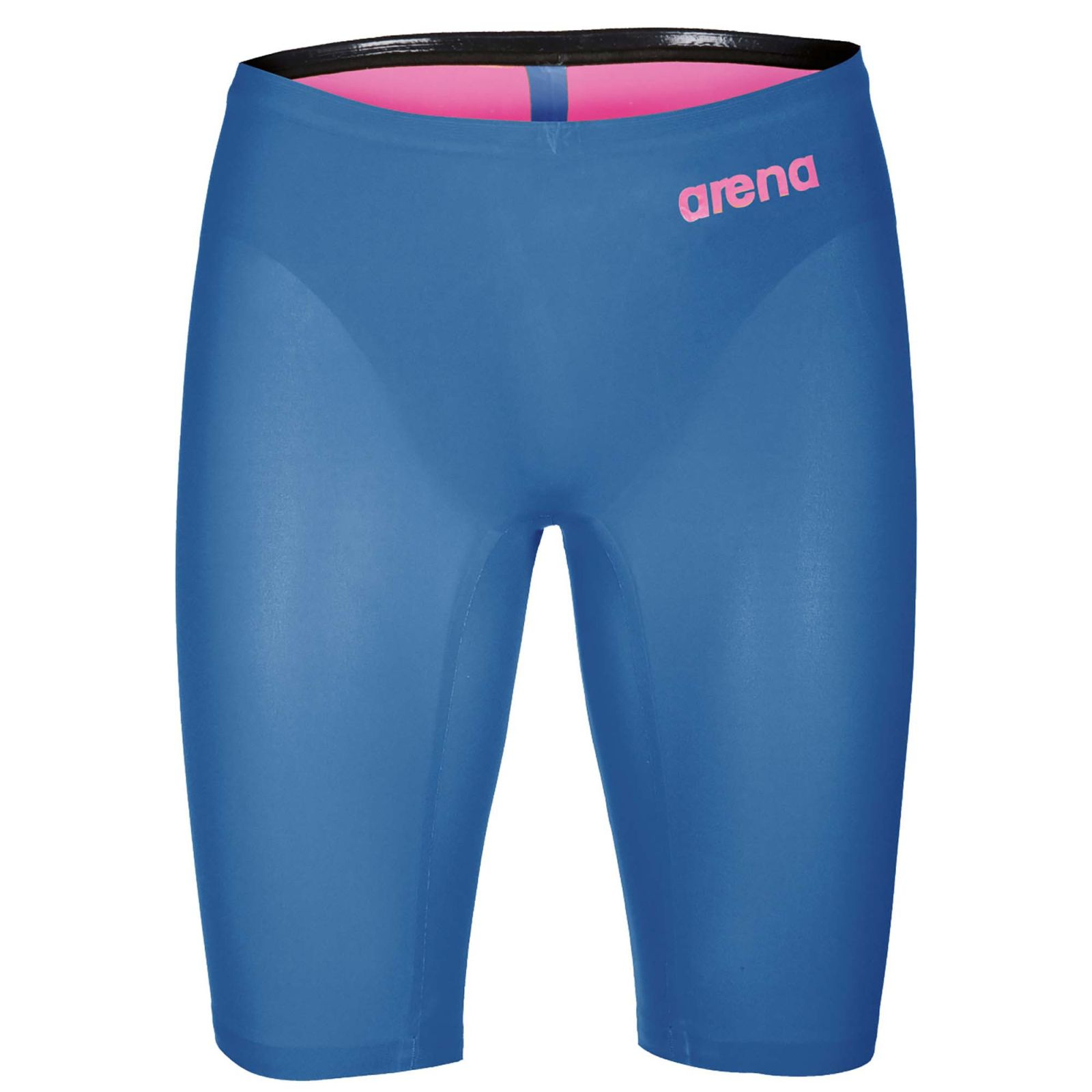COSTUME NUOTO ARENA POWERSKIN R-EVO ONE JAMMER 001131 BLUE PINK.jpg