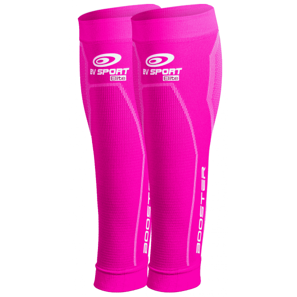 GAMBALE A COMPRESSIONE BV SPORT BOOSTER ELITE PINK.jpg