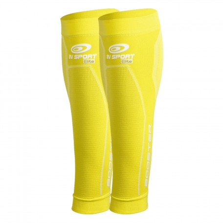 GAMBALE A COMPRESSIONE BV SPORT BOOSTER ELITE YELLOW