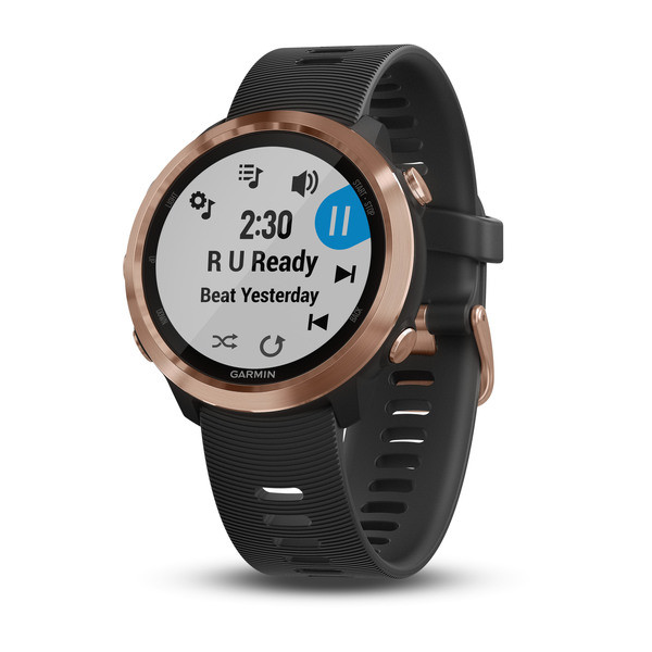 GARMIN FORERUNNER 645 MUSIC ROSE GOLD BLACK 010-01863-33.jpg