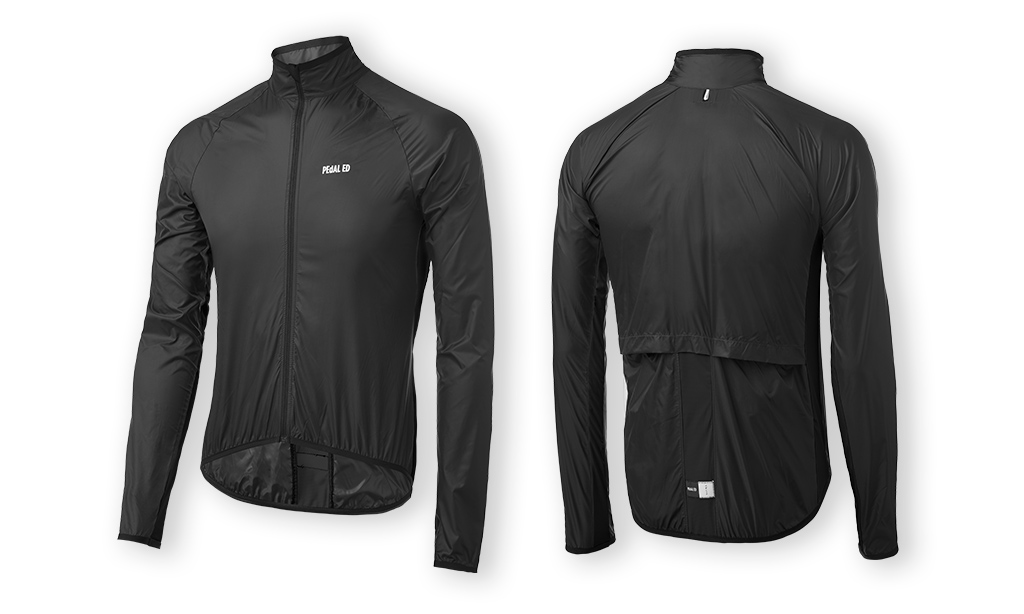 GIACCA CICLISMO PEdALED VESPER PACKABLE JACKET BLACK.jpg