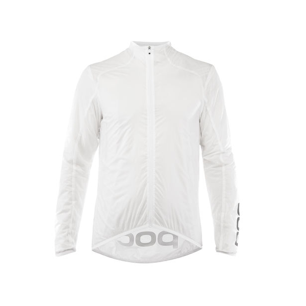 GIACCA CICLISMO POC ESSENTIAL ROAD WIND JACKET 58010 WHITE.jpg
