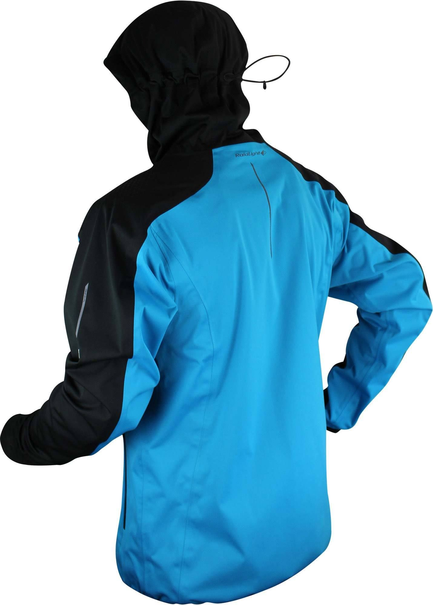 GIACCA RAIDLIGHT RAIDSHELL EVO JACKET GLGMJ12 BLUE BLACK BACK.jpg