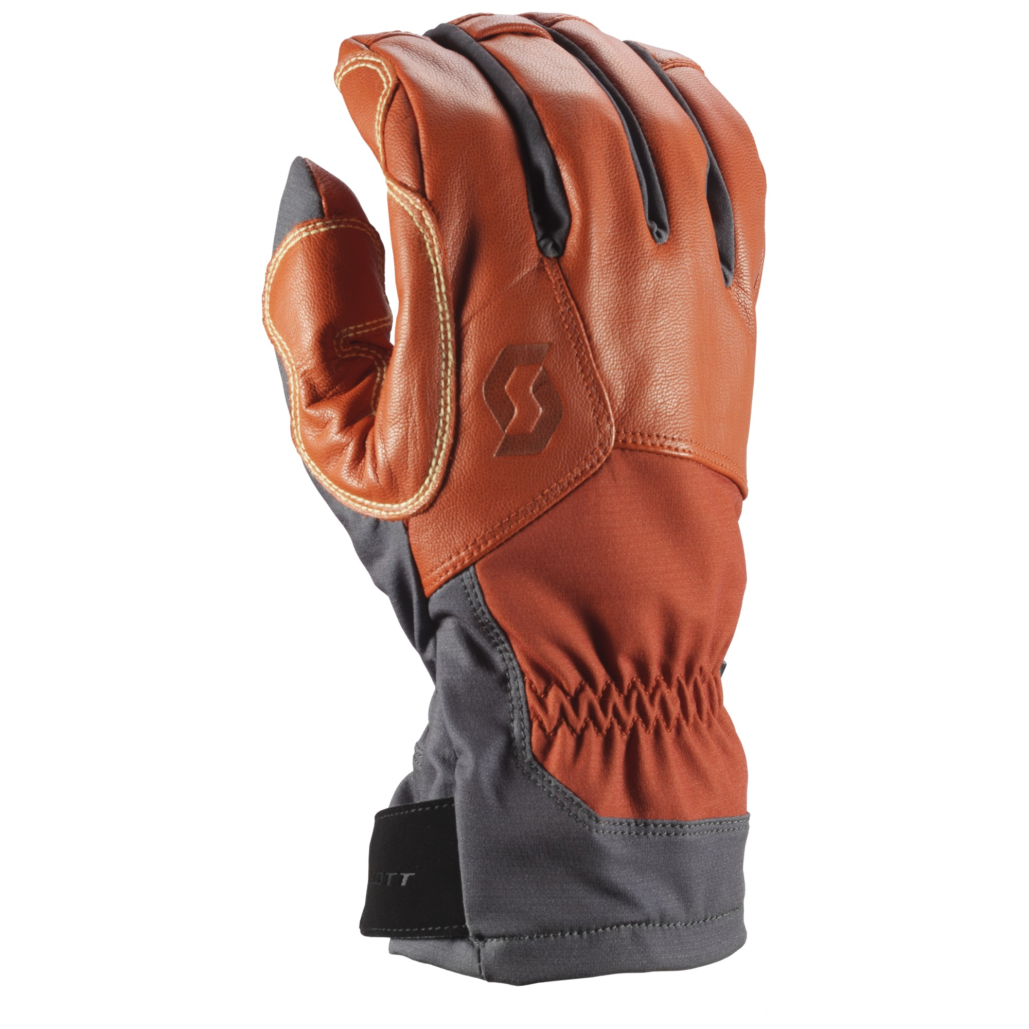 GUANTI DA NEVE SCOTT EXPLORAIR TECH GLOVE 244442 dark grey burnt orange.jpg