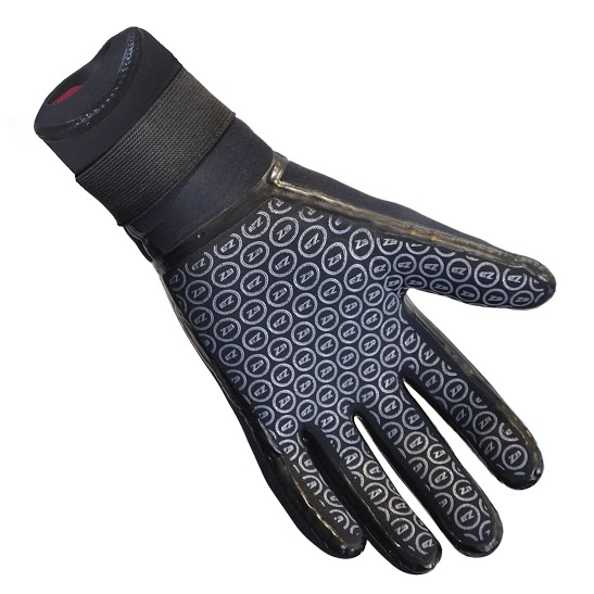 GUANTI NUOTO ZONE3 NEOPRENE HEAT-TECH SWIM GLOVES down.jpg