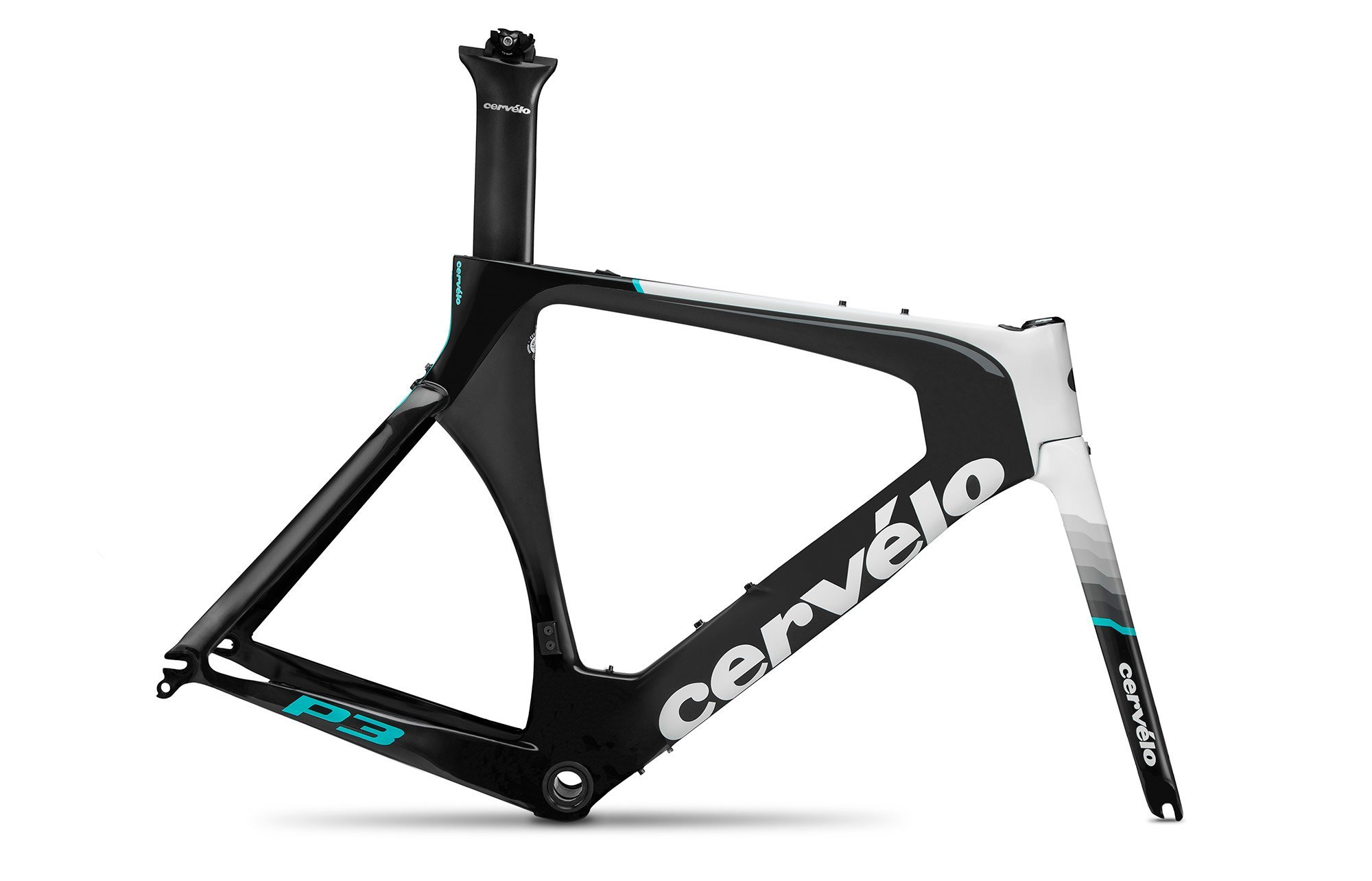 CERVELO P3 TRIATHLON TIME TRIAL FRAMESET RAHMEN KIT - Triathlon ...