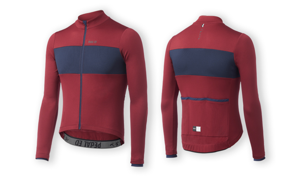 MAGLIA CICLISMO PEdALED ESSENTIAL JERSEY BORDEAUX.jpg