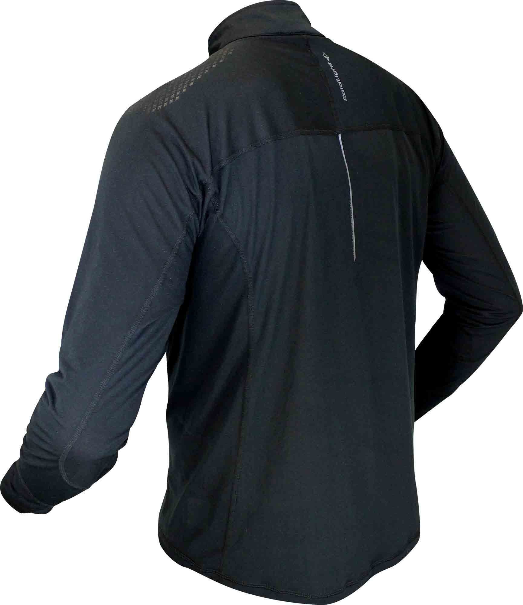 MAGLIA RAIDLIGHT DESERT LONG SLEEVE TOP GLHMT04 MEN black back.jpg