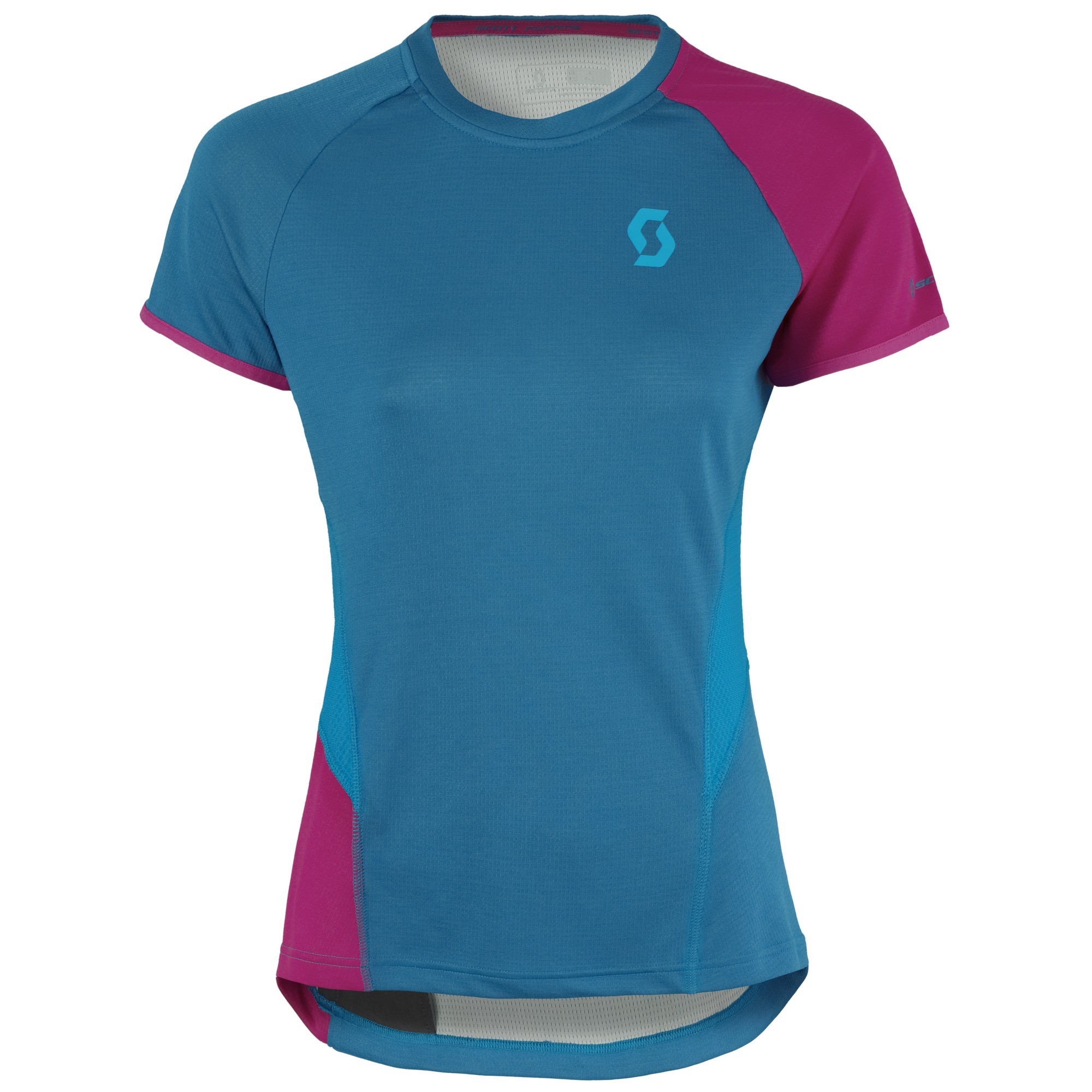 MAGLIA RUNNING SCOTT TRAIL RUN CREW SS SHIRT WOMEN 241667 BLUE PURPLE.jpg