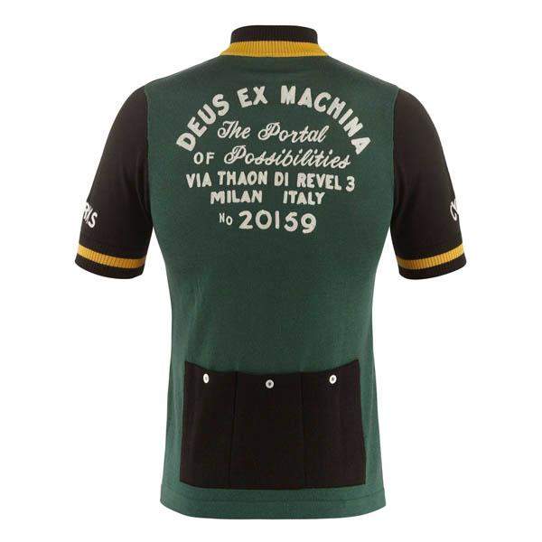 VINTAGE DE MARCHI SHOES DEUS EX MACHINA PORTALS JERSEY - Vintage ... 9ed80c57e