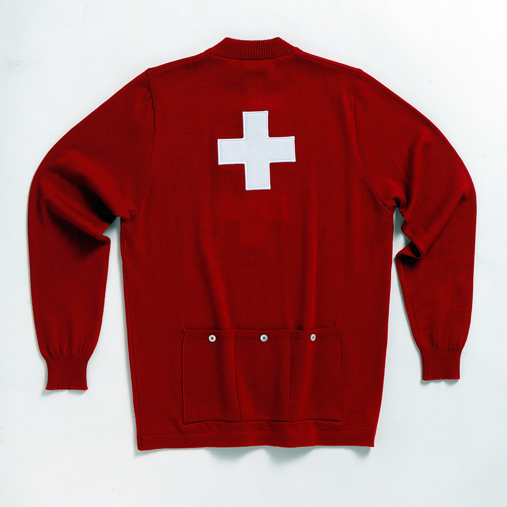 MAGLIA VINTAGE DE MARCHI SWISS NATIONAL TEAM LONG SLEEVE REPLICA BACK72.jpg