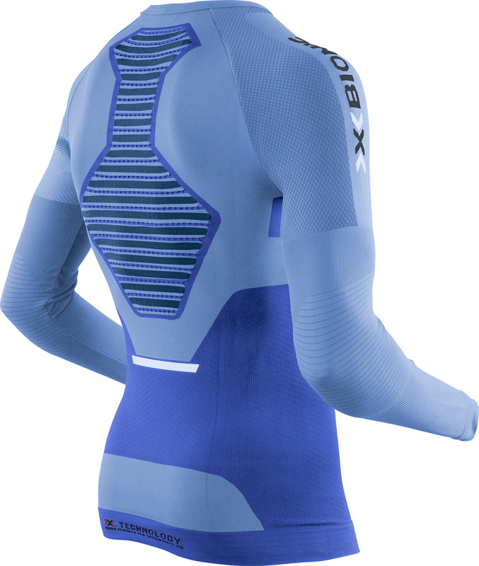 MAGLIA X-BIONIC RUNNING SPEED EVO MAN SHIRT LONG O100768 BLUE.jpg