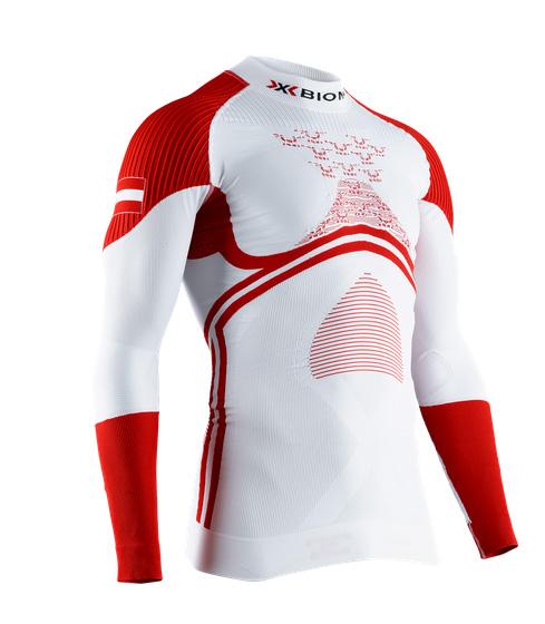 X-Bionic Energy Accumulator 4.0 T-Shirt /à Manches Longues et col Rond pour Femme