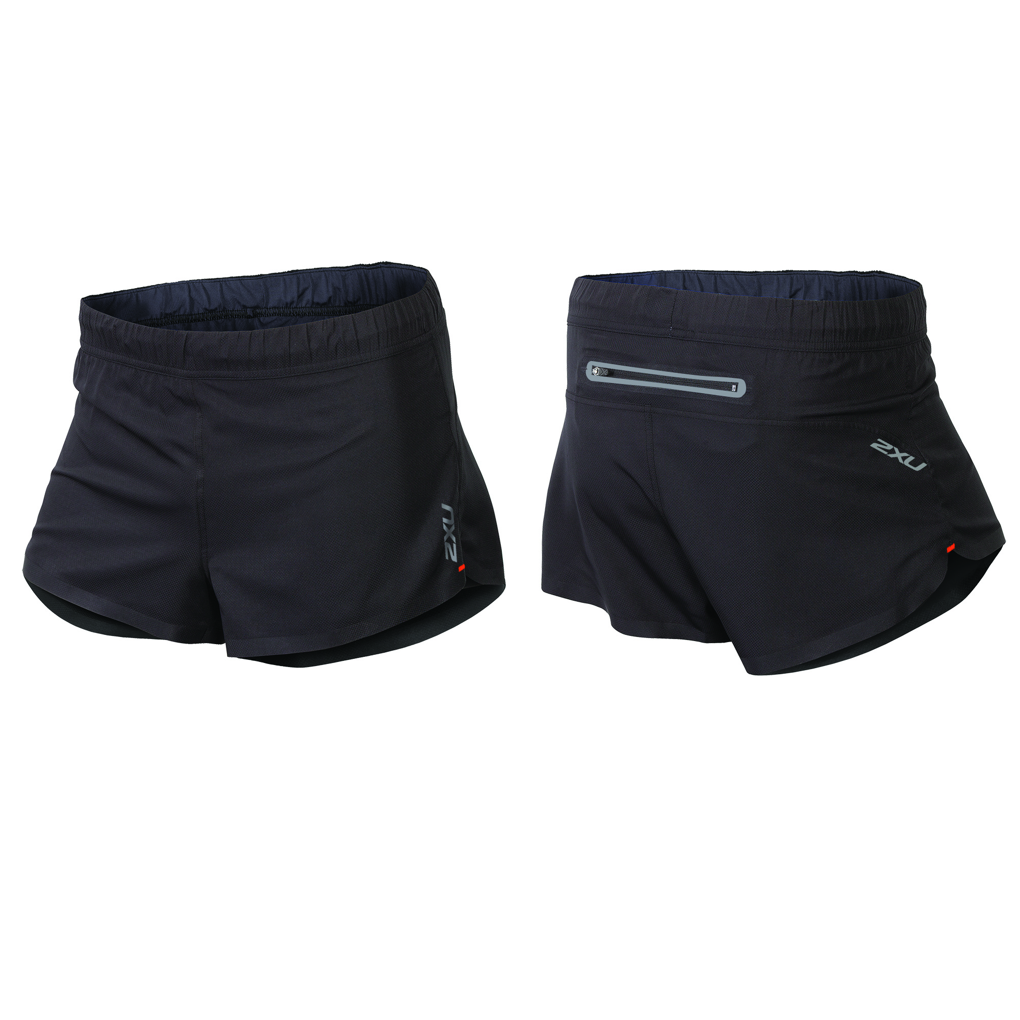 PANTALONCINO RUNNING 2XU GHST 2.5INCH MEN'S SPLIT SHORT MR3730B