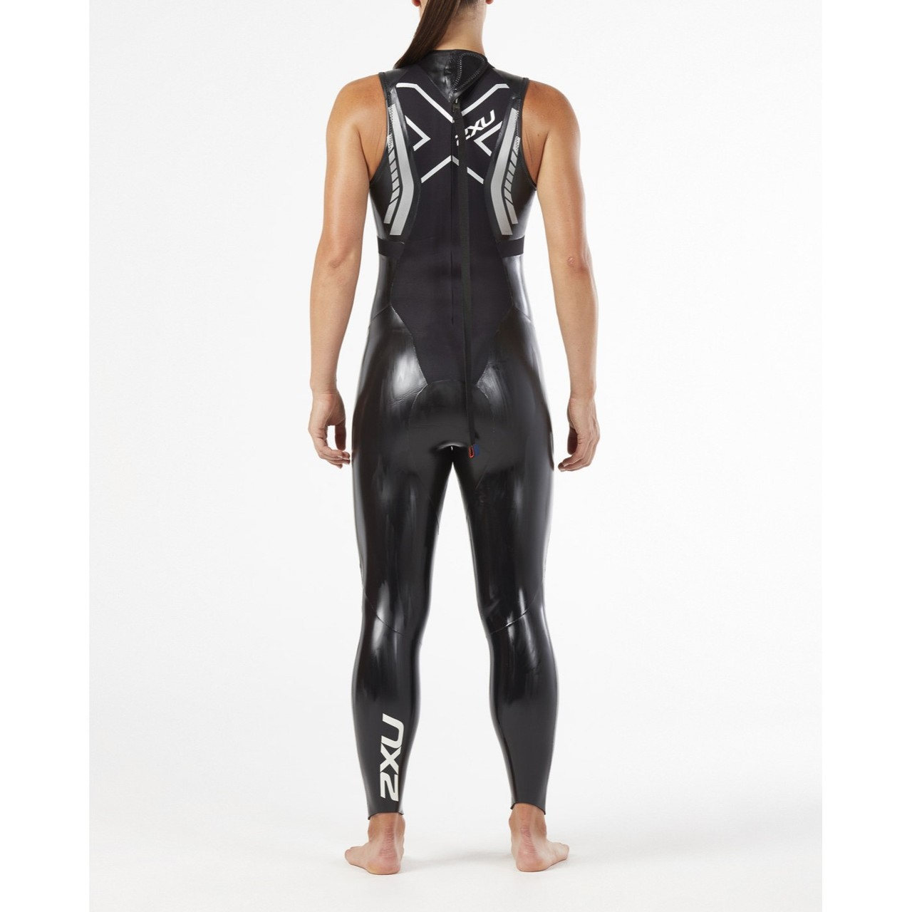 MUTA 2XU WOMEN'S P1 PROPEL SLEEVELESS WETSUIT WW4995c BACK.jpg