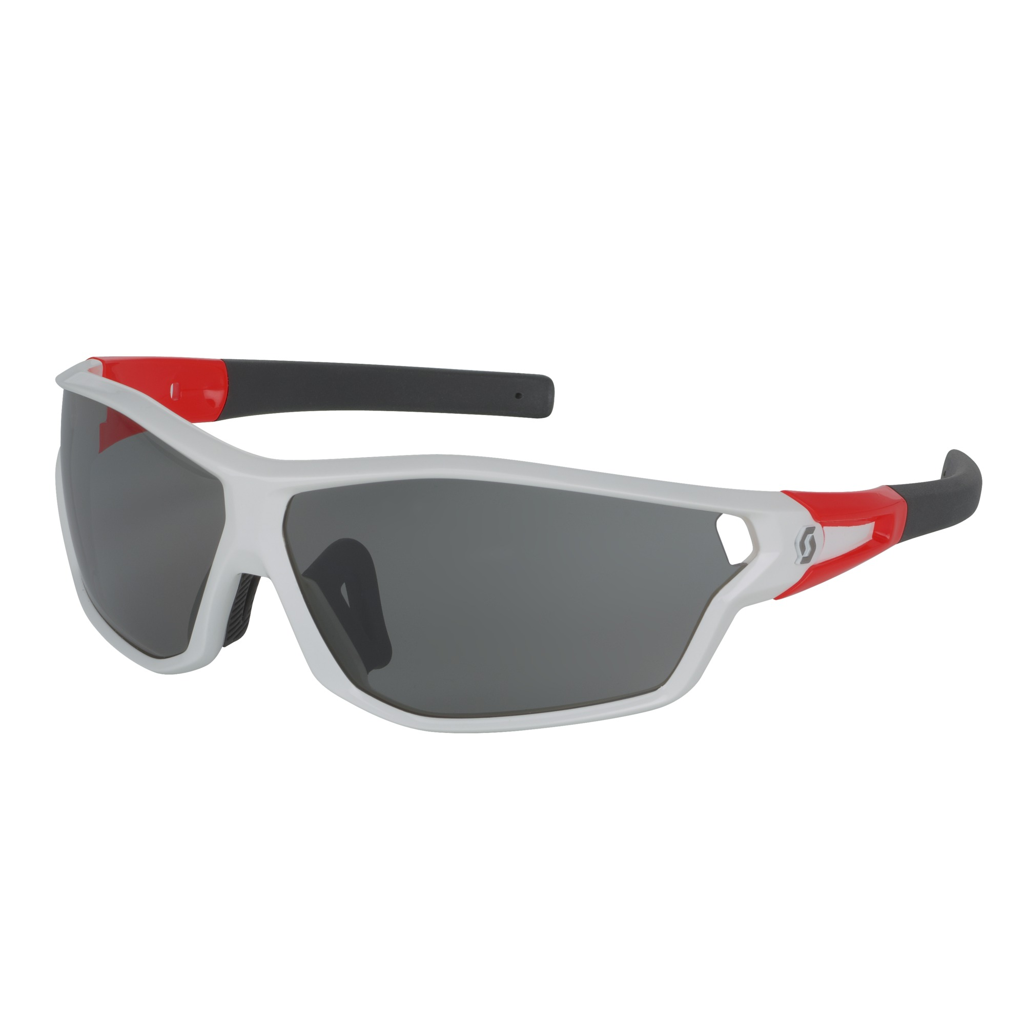 OCCHIALE SPORTIVO SCOTT LEAP FULL FRAME LS SUNGLASSES 235513 white glossy red grey.jpg