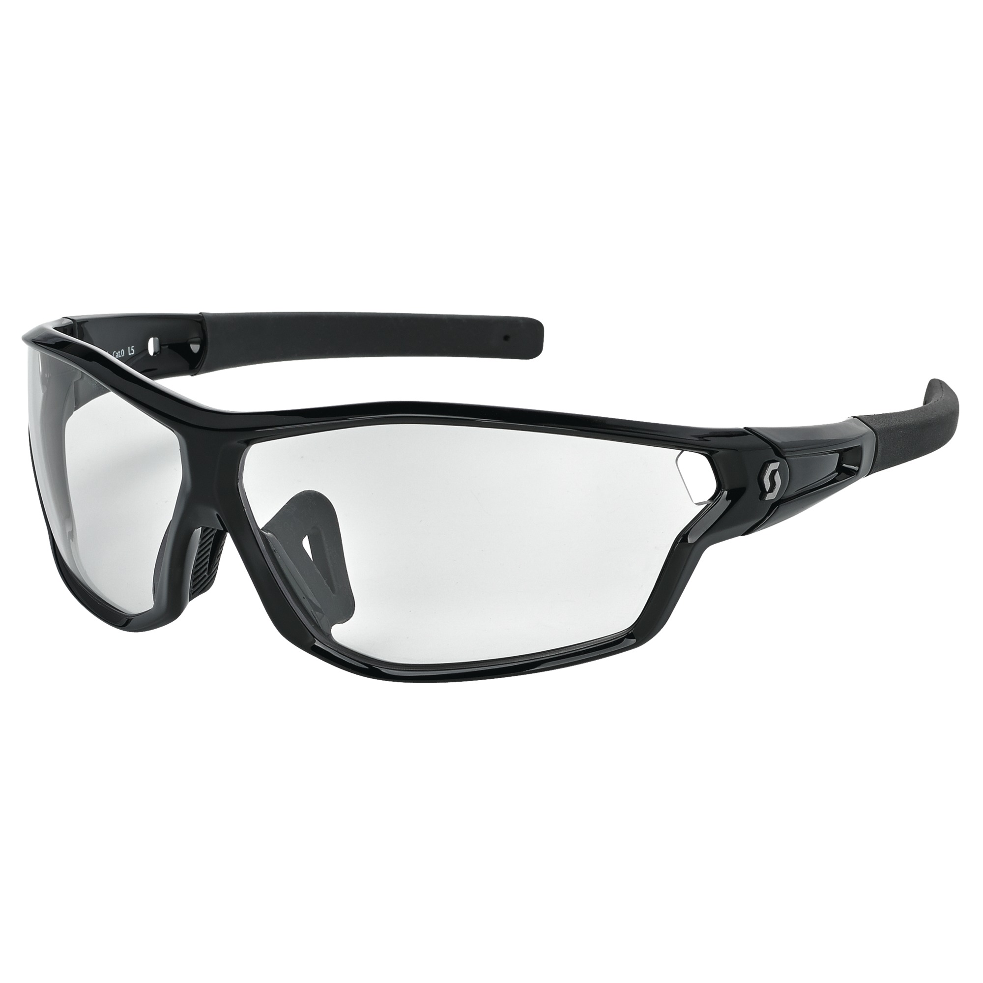 OCCHIALE SPORTIVO SCOTT LEAP FULL FRAME SUNGLASSES 241968 BLACK GLOSSY CLEAR.jpg