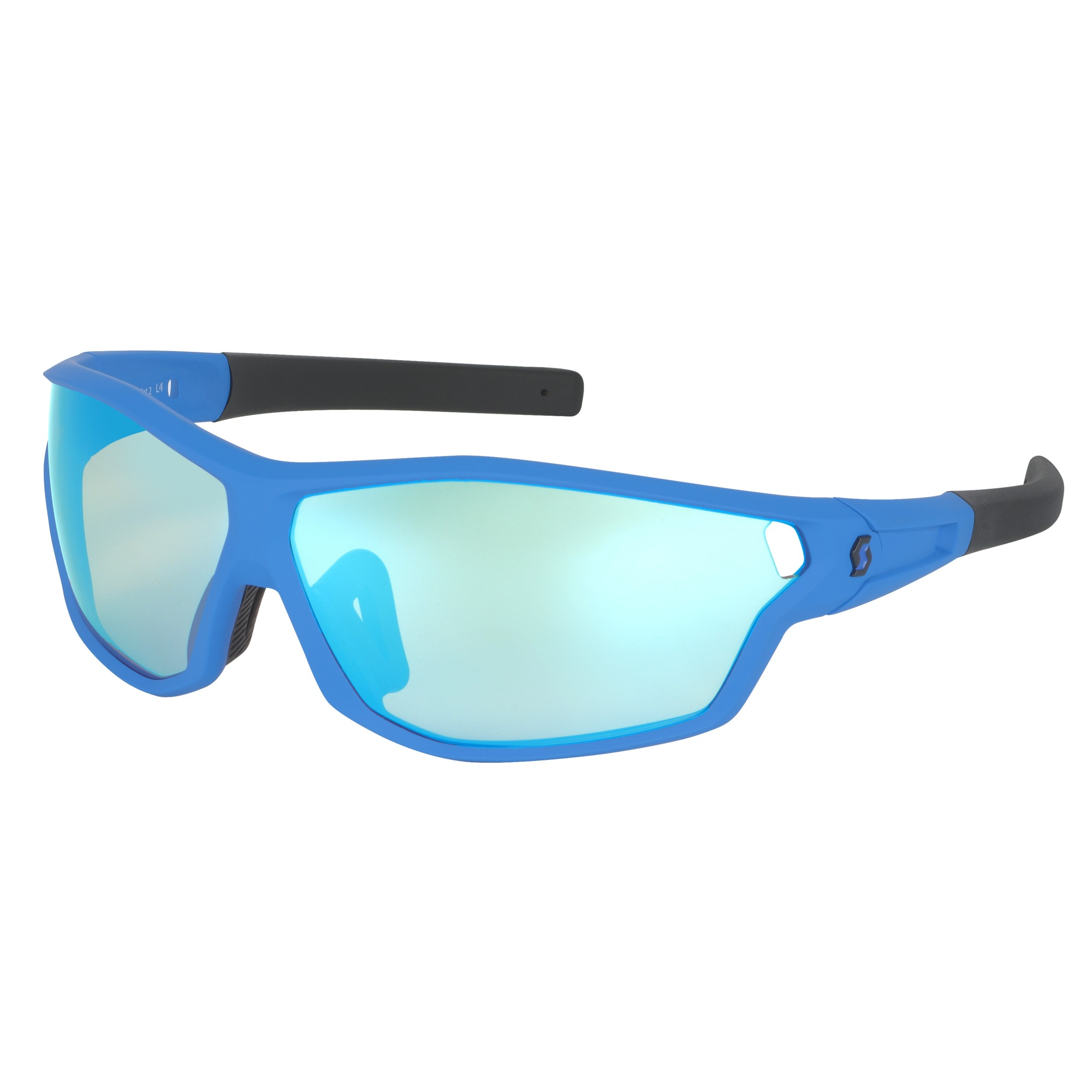 OCCHIALE SPORTIVO SCOTT LEAP FULL FRAME SUNGLASSES 241968 BLUE MATT BLACK.jpg