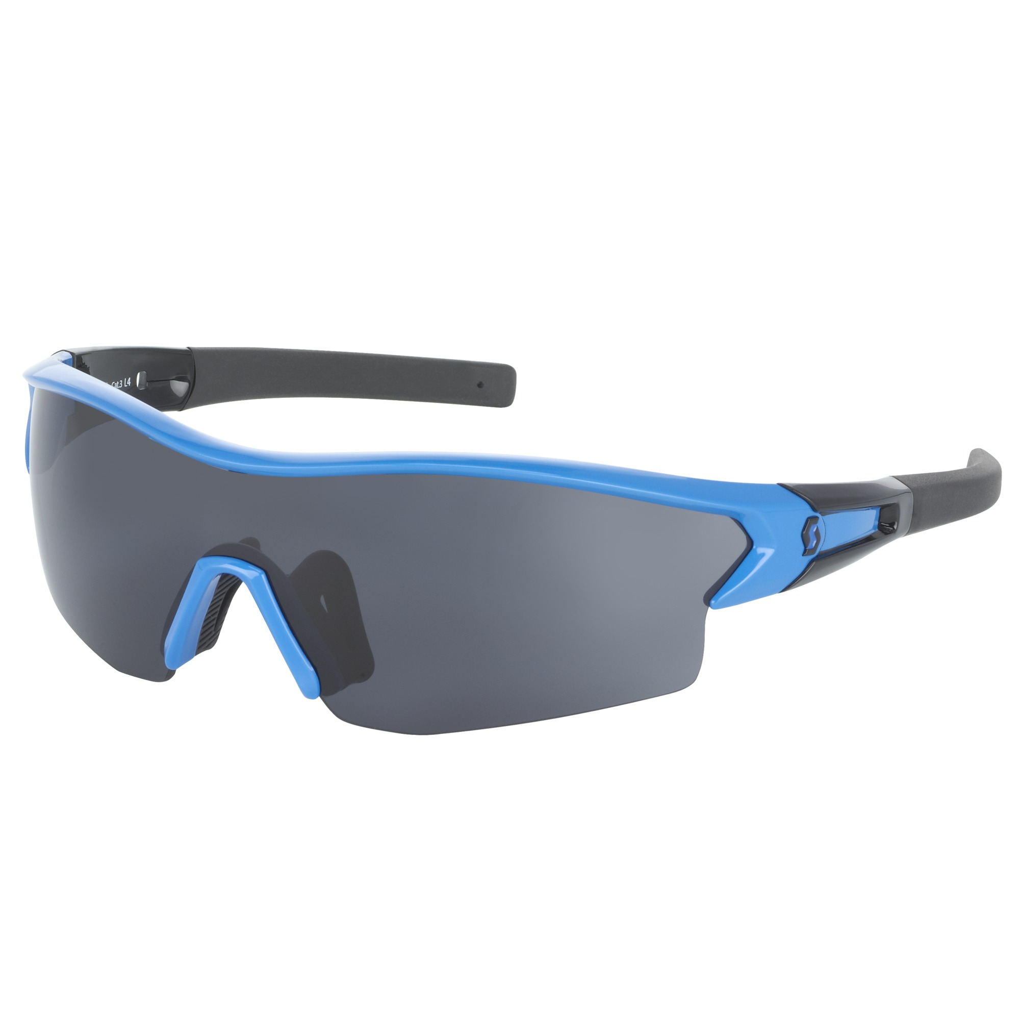 OCCHIALE SPORTIVO SCOTT LEAP SUNGLASSES 238999 BLUE GLOSSY BLACK.jpg