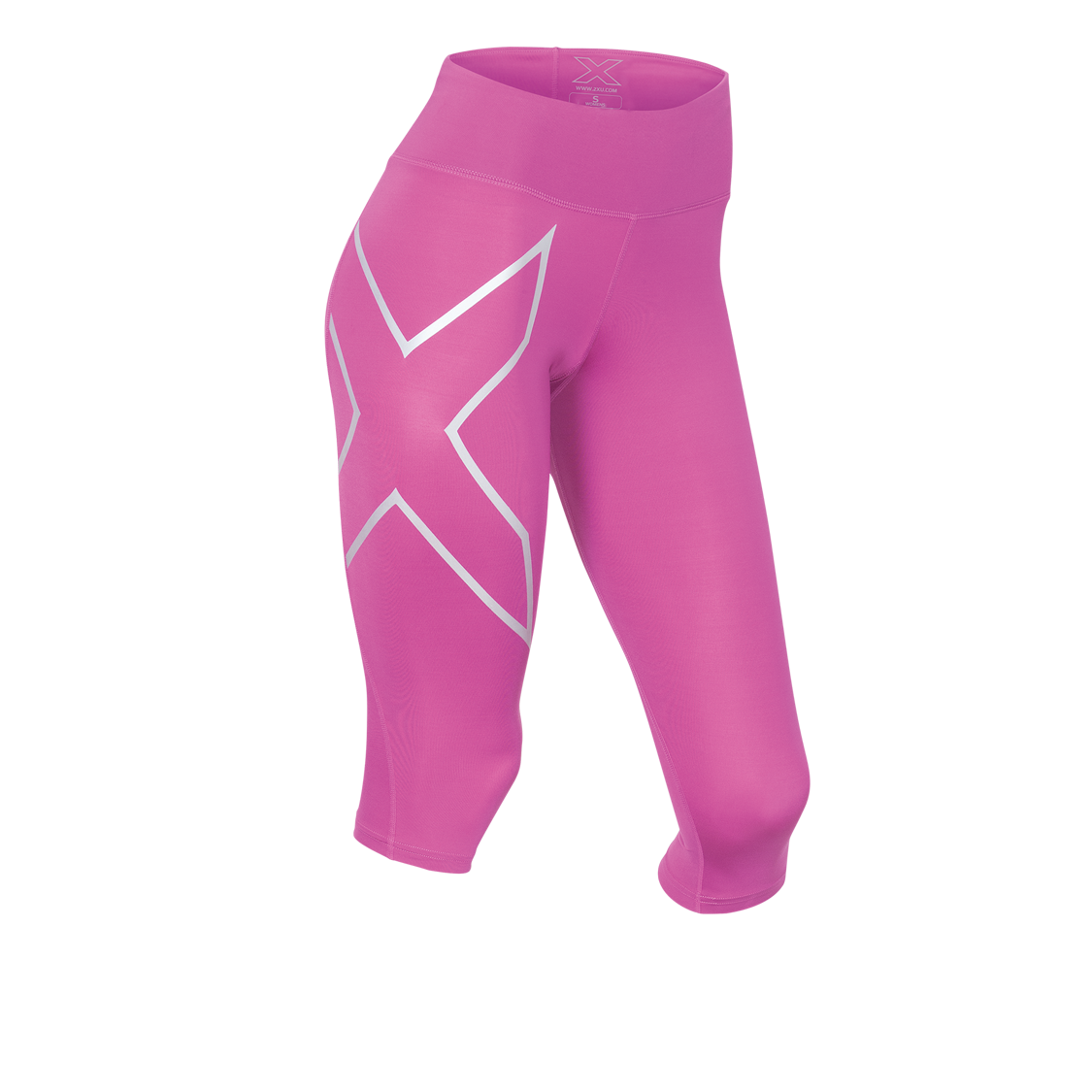 PANTALONI 2XU WOMEN'S MID RISE COMPRESSION 3-4 TIGHTS WA2865B MAG SIL.png