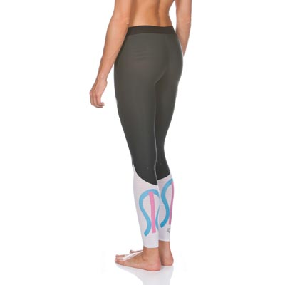 PANTALONI ARENA CARBON COMPRESSION LONG TIGHT WOMEN 1D142 BACK.jpg
