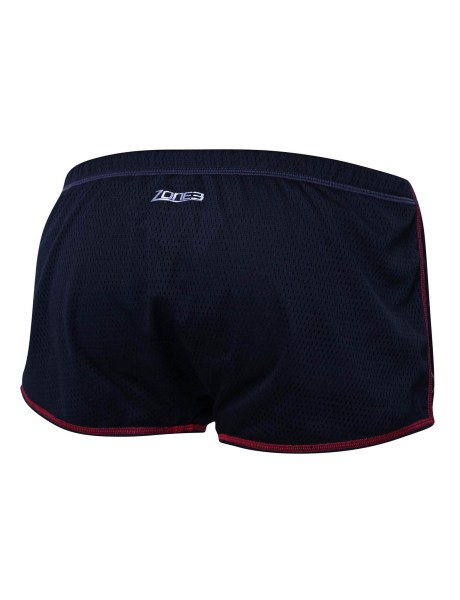 PANTALONI NUOTO ZONE3 DRAG SHORTS BACK BLACK.jpg