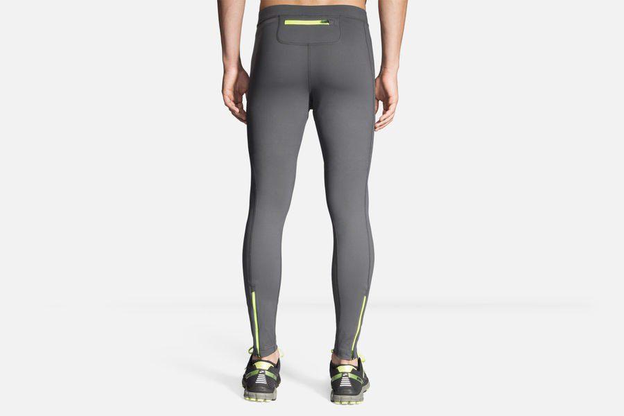 4b7e858d01d23 PANTALONI RUNNING BROOK MEN'S GREENLIGHT TIGHT - Running pants ...
