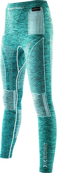 PANTALONI X-BIONIC ENERGY ACC EVO MELANG LADY PANTS LONG I100670 LAKE BLUE