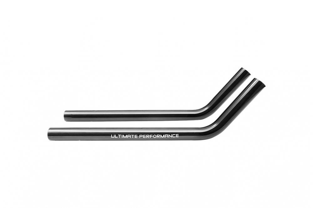 3T Team Short Ski-Bend Carbon Aerobar Extensions