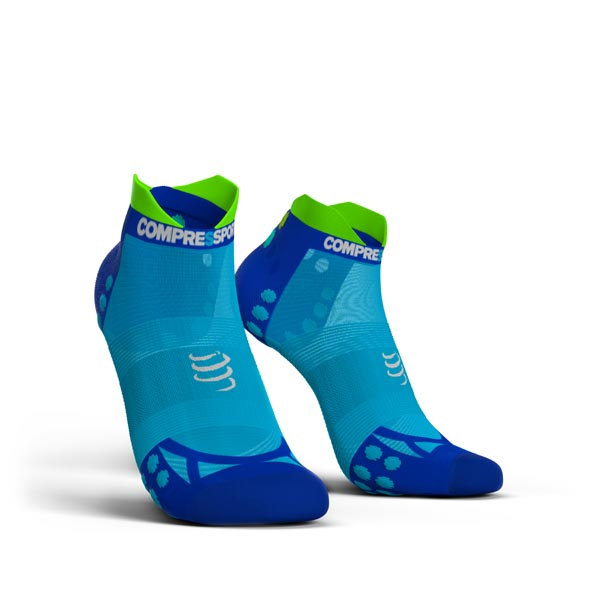 ProRacing Socks v3.0 UltraLight Run Lo Fluo Blue.jpg
