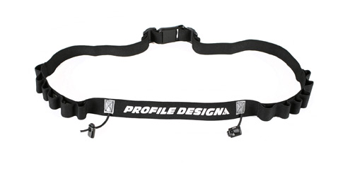 ELASTICO PORTANUMERO PROFILE DESIGN GEL RACE NUMBER BELT
