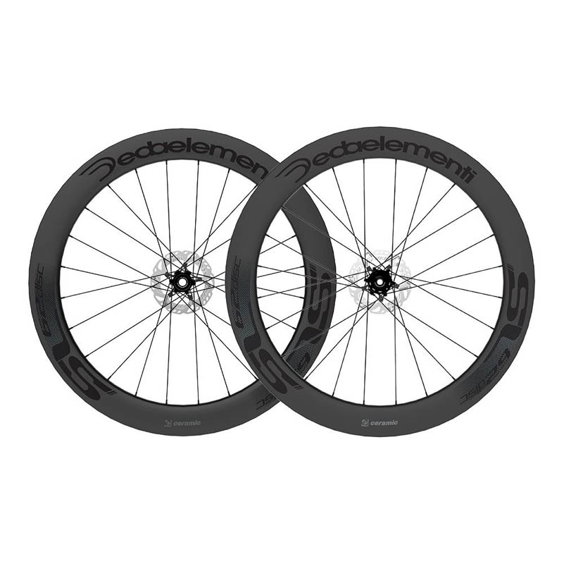 RUOTE DEDAELEMENTI SL62DB CARBON CLINCHER DISC BRAKE WHEELSET FRONT+REAR POB.jpg